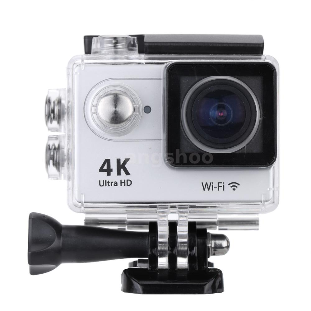 wifi 4k ultra hd 1080p waterproof sport dv video action camera camcorder ebay. Black Bedroom Furniture Sets. Home Design Ideas